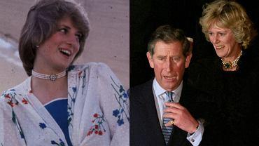 Książę Karol wyprawił Camilli huczne urodziny. Ale to nie ona była tego dnia królową gazet. Księżna Diana utarła im nosa