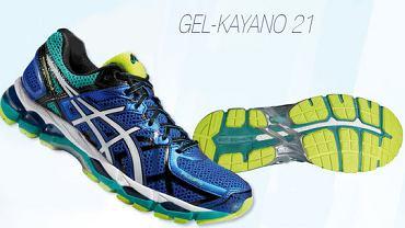 Nowe buty do biegania ASICS GEL-Kayano 21