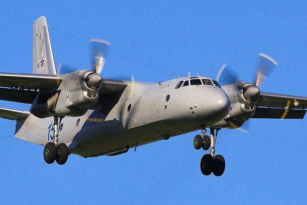 Antonow An-26. Te maszyny mają zostać zastąpione przez Ił-112
