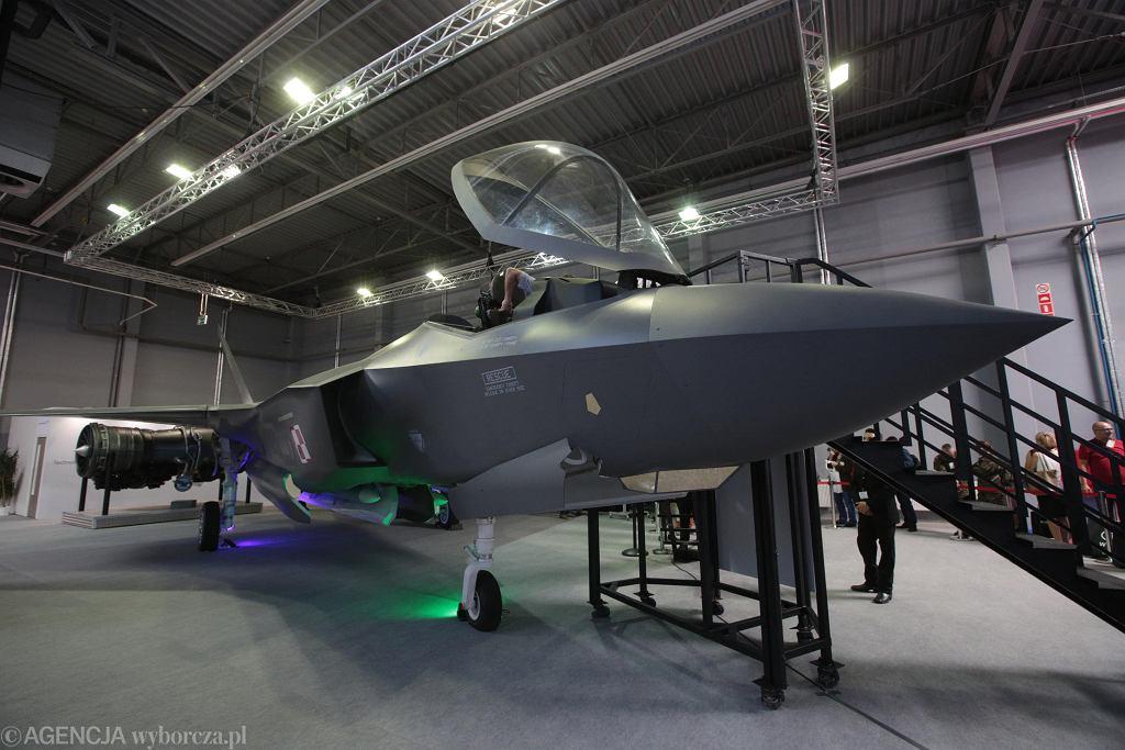 F-35 - zdjęcie ilustracyjne