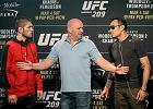 Tony Ferguson zawalczy na UFC 216 o tymczasowy pas dywizji lekkiej, ale nie z Khabibem