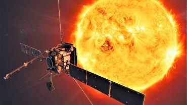 Europejska sonda coraz bliżej startu. Pokaże niewidoczną stronę Słońca. Swój udział w misji ma Polska