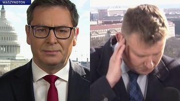 'Wiadomości TVP'. Zabawna wpadka w programie