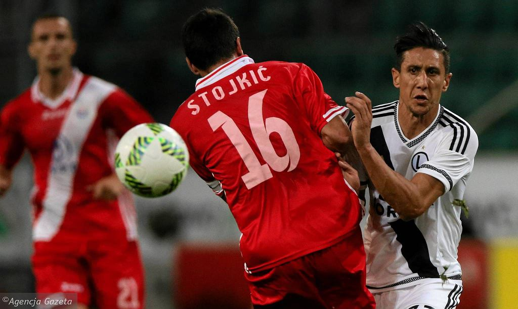 Legia - Zrinjski Mostar 2:0