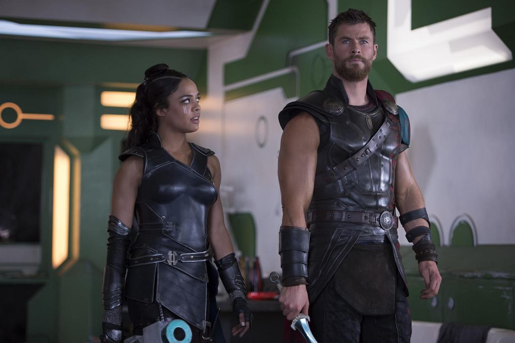 Kadr z filmu 'Thor: Ragnarok' / Materiały prasowe