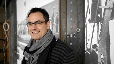 Marcin Górecki, manager zarządzający Browarem Port Gdynia.