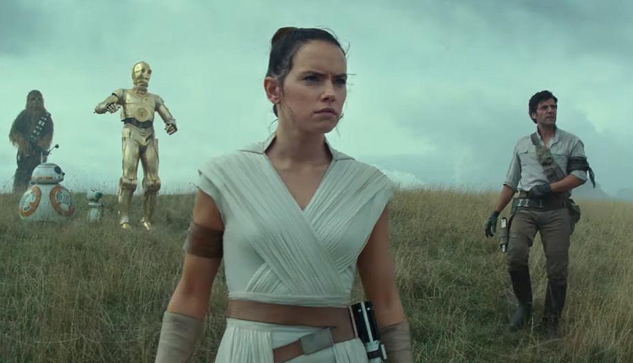 Zwiastun IX części 'Gwiezdnych Wojen': Star Wars: The Rise of Skywalker
