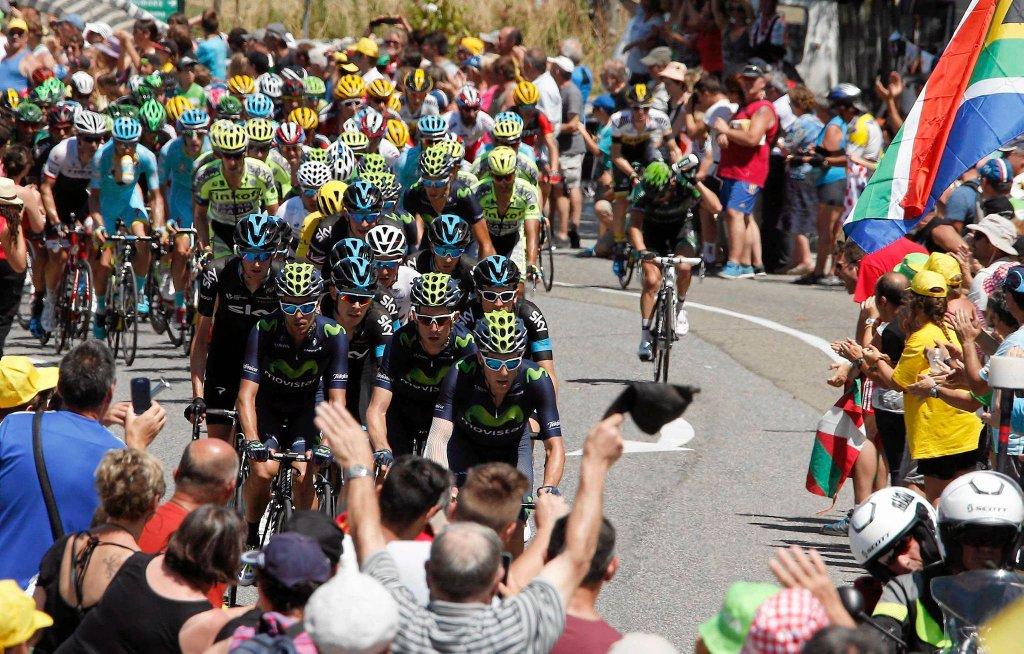 Dziesiąty etap Tour de France 2015