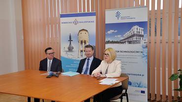 BPN-T i Wodociągi Białostockie podpisały umowę o wpółpracy