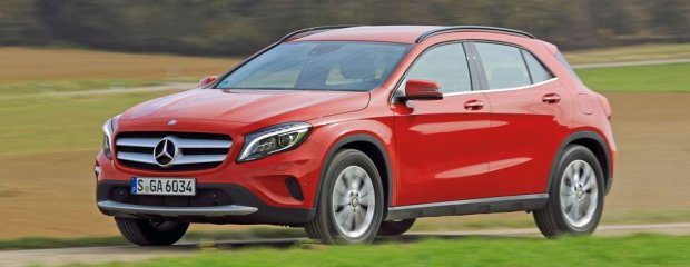 Mercedes GLA 180 | Nowy silnik, nowa cena