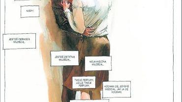 Moment samobójstwa Stefana Zweiga i jego żony Lotte narysowany przez francuskiego rysownika Guillaume?a Sorela. Komiks powstał na podstawie powieści napisanej przez innego Francuza Laurenta Seksika o ostatnich sześciu miesiącach życia Stefana Zweiga