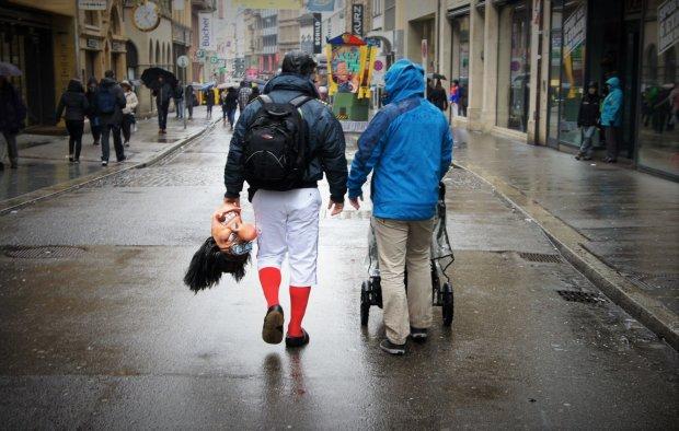 Karnawał w Bazylei - do zobaczenia za rok! / fot. Katarzyna Belczyk