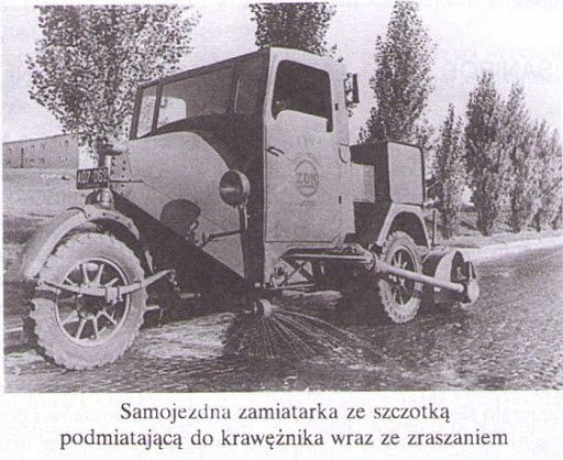 Zamiatarka Komnick