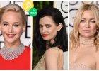 Najpiękniejsze fryzury i makijaże z gali rozdania Złotych Globów