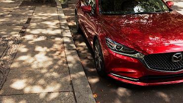 Nowa Mazda 6 2017
