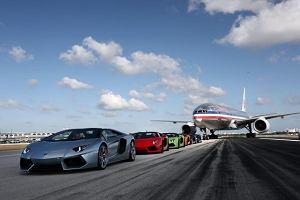 Top 10 - samochodowo-lotnicze konotacje