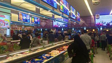 Kuwejtczycy na zakupach