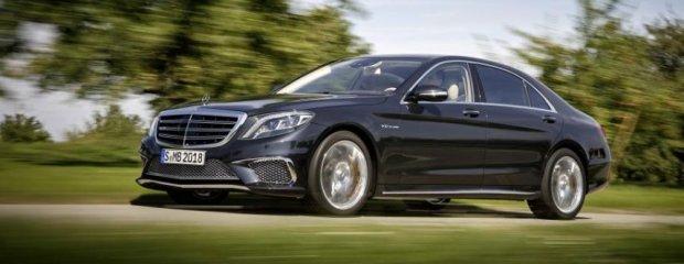 Mercedes-Benz S 65 AMG | Powrót króla