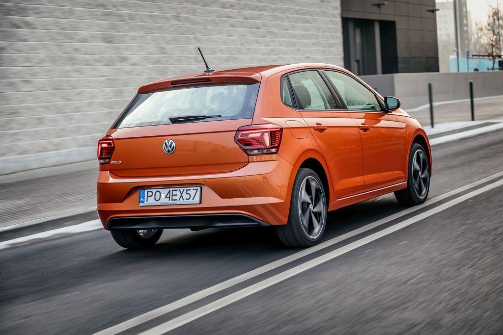 Volkswagen Polo 1.0 TSI