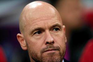 Erik ten Hag, trener Ajaksu Amsterdam, skomentował odpadnięcie z Ligi Mistrzów