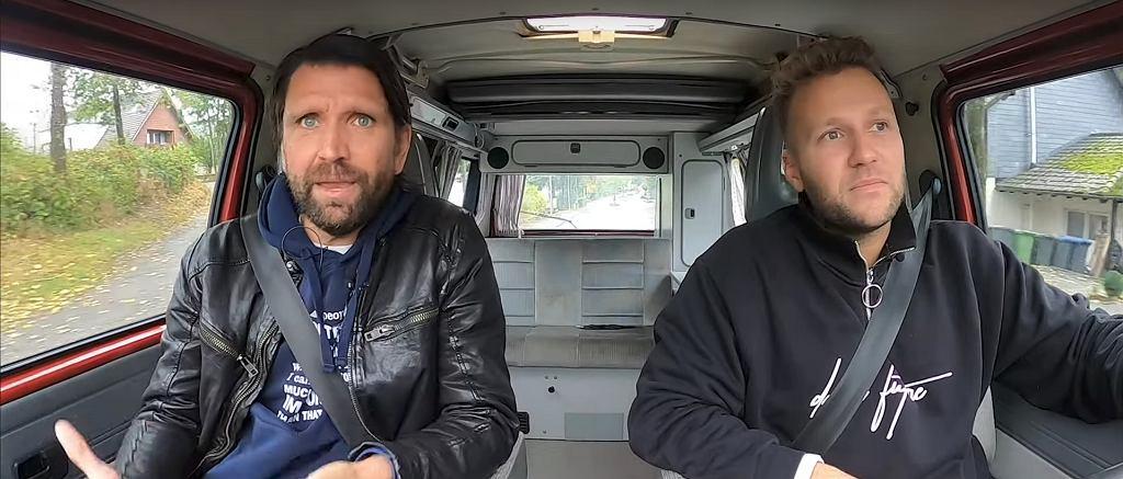 Peter Hyballa i Robin Adriaenssen.