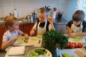 Gotujemy potrawy z kurczakiem (ze znakiem jakości QAFP)