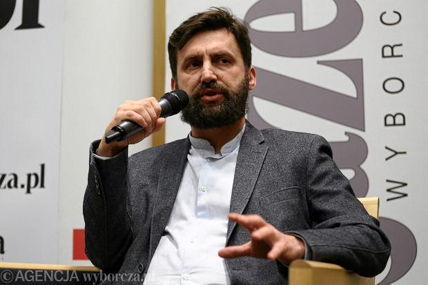 Dziennikarz radiowy Kamil Dąbrowa rzecznikiem Rafała Trzaskowskiego