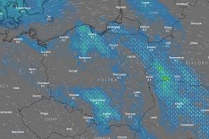 Pogoda. IMGW ostrzega. Burza, grad i opady deszczu w całej Polsce