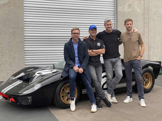 Gwiazda Formuły 1 będzie budować unikalne samochody