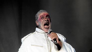 Rammstein we Wrocławiu na festiwalu Capital of Rock
