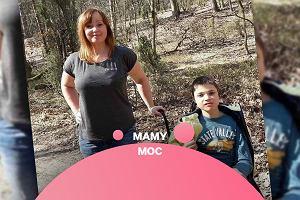 Mama niepełnosprawnego syna: Bez rehabilitacji ciało wpada w przykurczowe schematy