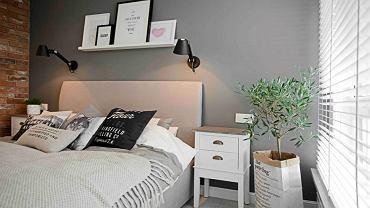 Lampa do sypialni, salonu i domowego biura