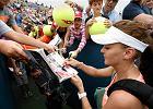 Tenis. Radwańska: Nie widzę siebie na korcie w wieku Sereny Williams