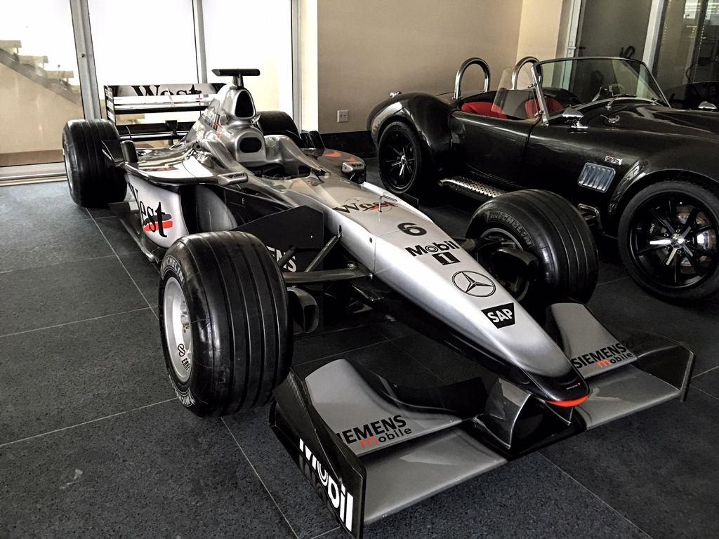 McLaren MP4-15 SSC/96