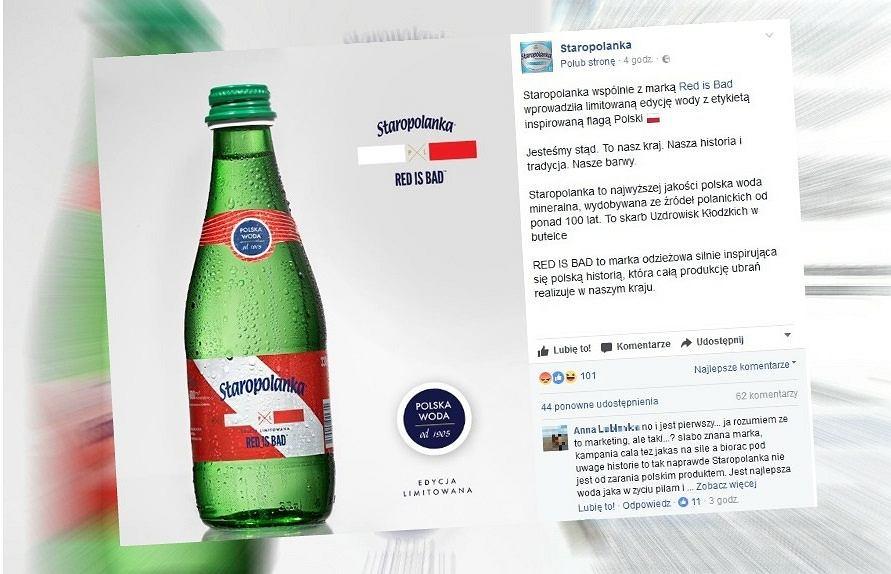 Staropolanka ogłosiła współpracę z Red is Bad