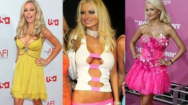 Kendra Leigh Baskett (Wilkinson), Izabella St. James, Holly Madison.
