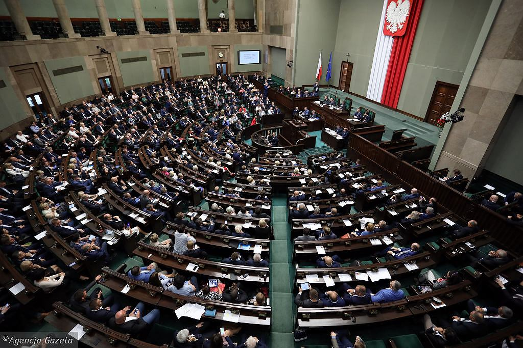 Sejmowe komisje przyjęły projekt o ratyfikacji Funduszu Odbudowy (zdjęcie ilustracyjne)