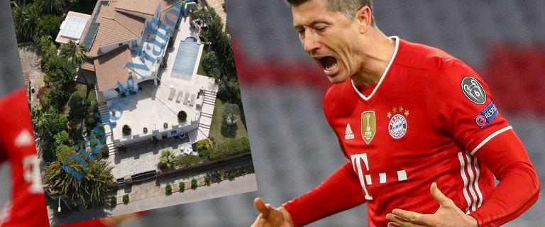 Robert Lewandowski chce kupić willę za kilka milionów euro. Obok inne gwiazdy