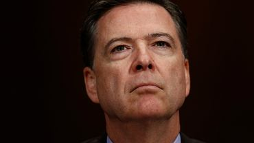 Były szef FBI James Comey