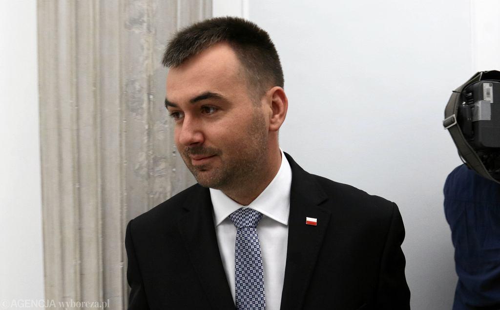 Rzecznik prezydenta Andrzeja Dudy - Błażej Spychalski