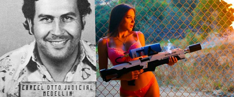Brat Pablo Escobara oskarża Elona Muska.