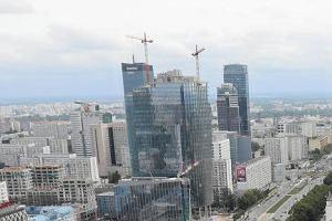 Rekord na polskim rynku nieruchomości: mBank wynajął prawie cały wieżowiec w Warszawie