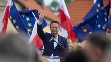 Wybory prezydenckie 2020. Spotkanie z Rafałem Trzaskowskim w Białymstoku
