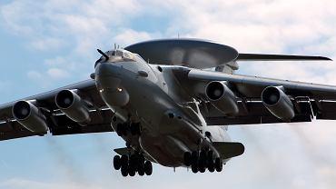 A-50, samolot wczesnego ostrzegania i dowodzenia