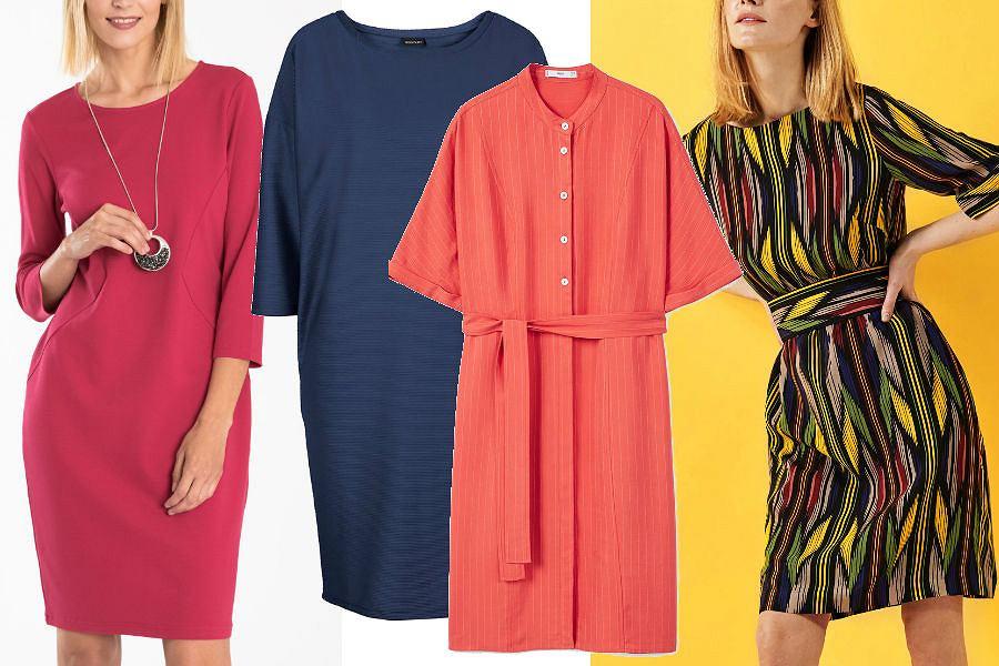 Sukienki dla dojrzałych kobiet