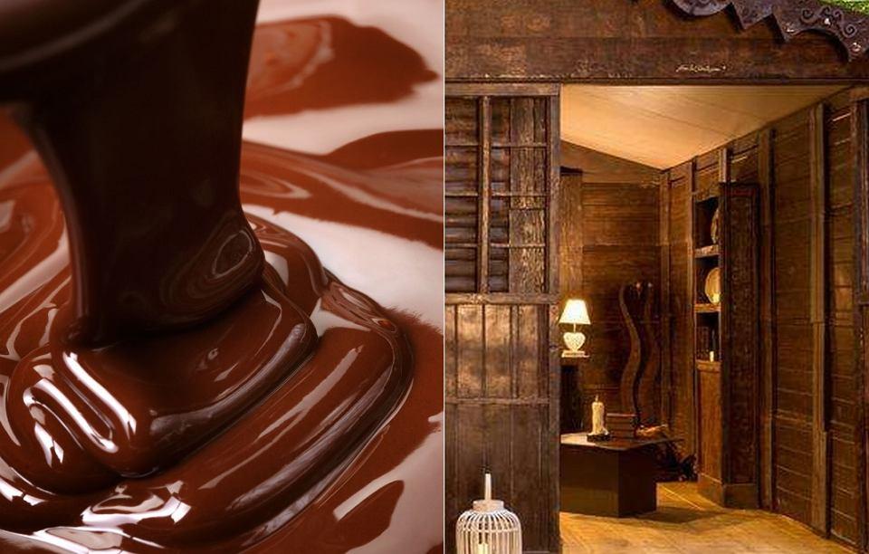 Spełnij marzenie z dzieciństwa i wynajmij domek z czekolady. On istnieje naprawdę!