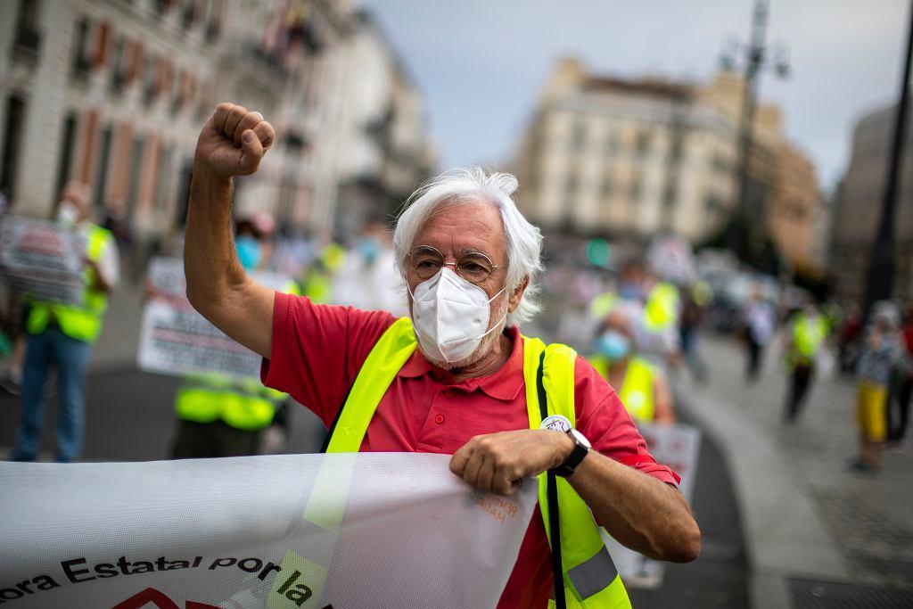 63 proc. Włochów uważa, że Unia Europejska zawiodła w czasie pandemii