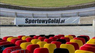 Stadion na Golęcinie, dawny obiekt Olimpii Poznań - gruntowny remont.