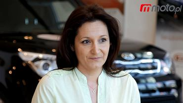 Monika Krzesak, Kia Motors Polska