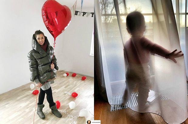 Zdjęcie numer 12 w galerii - Kuba Wesołowski i jego żona pokazali, jak mieszkają. Te wnętrza są jak z luksusowego katalogu! Spójrzcie tylko na pokoik dziecka